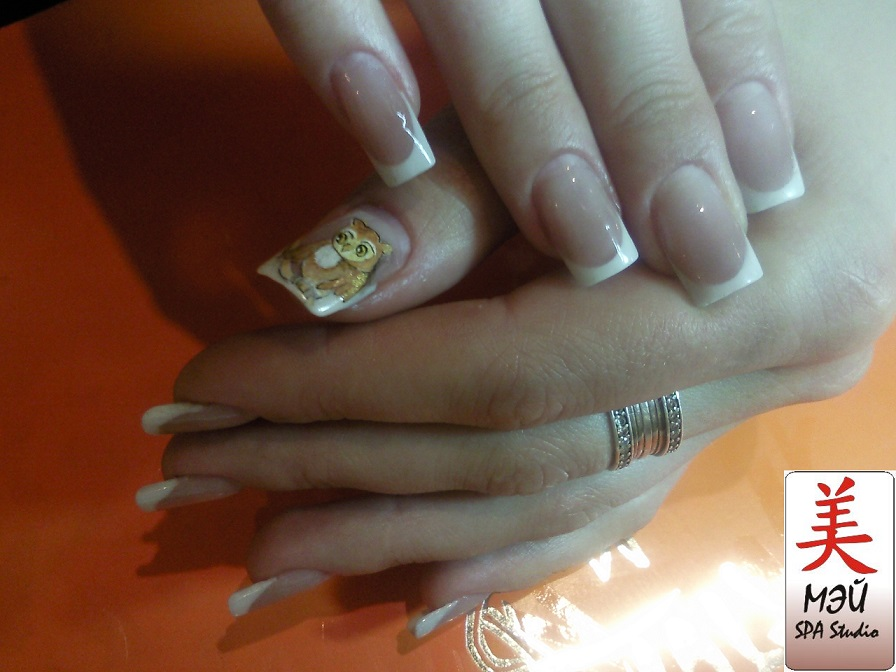 Mei SPA Studio nails 18