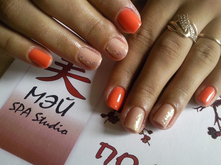 Mei SPA Studio nails 19