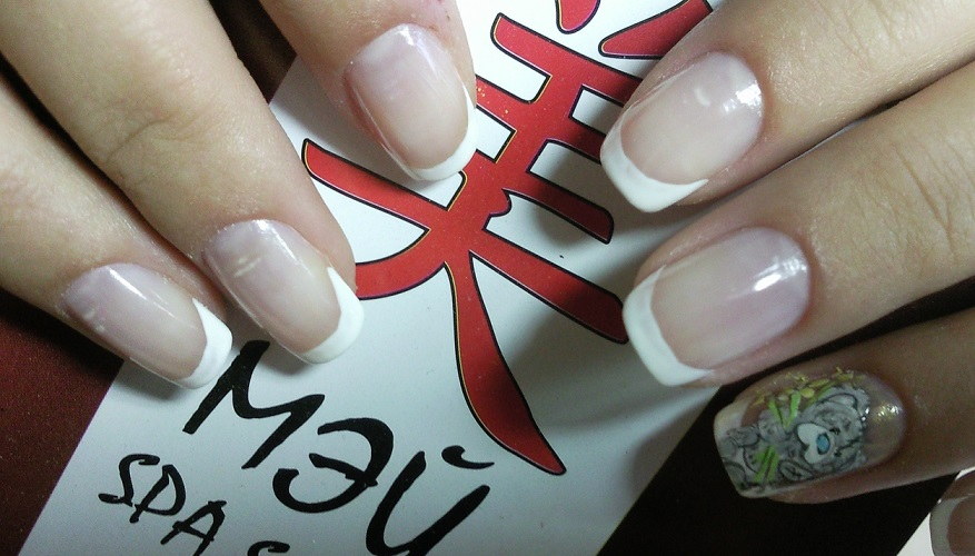 Mei SPA Studio nails 20