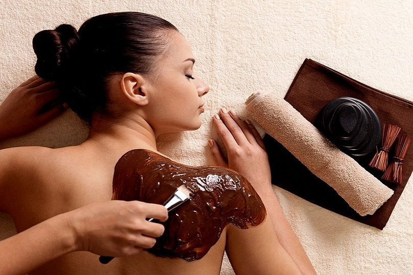 SPA ritual Chocolate Dreams